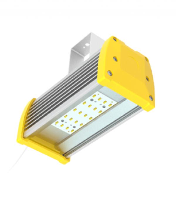 Взрывозащищённые светодиодные светильники с аварийным блоком питания SV-GN-EX-AB