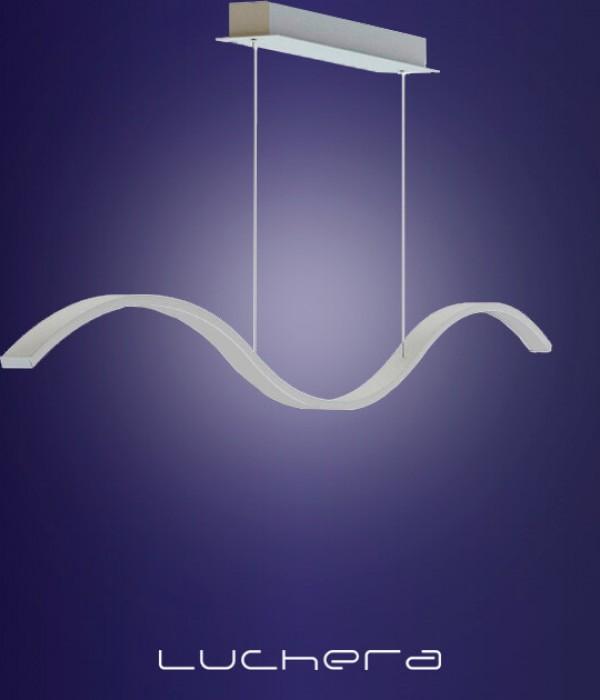 """Линейный светильник """"Волна"""" 120 см"""